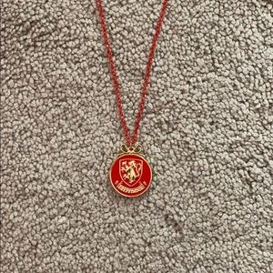 🍄Harry Potter Gryffindor Red Chain Necklace